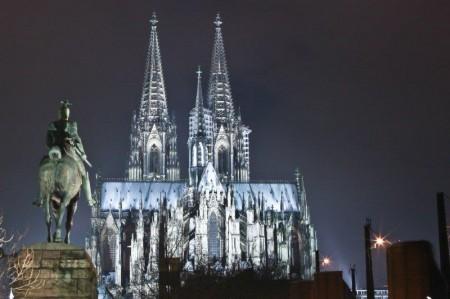 La Catedral de Colonia es Patrimonio de la Humanidad desde 1996