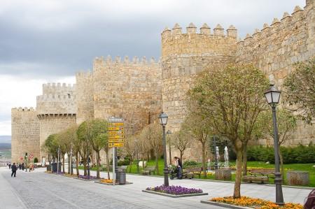 Murallas Ávila