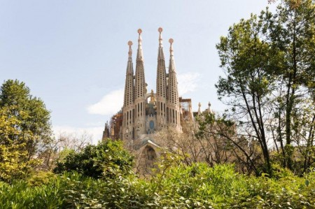 La Sagrada Familia, la obra maestra de Gaudí