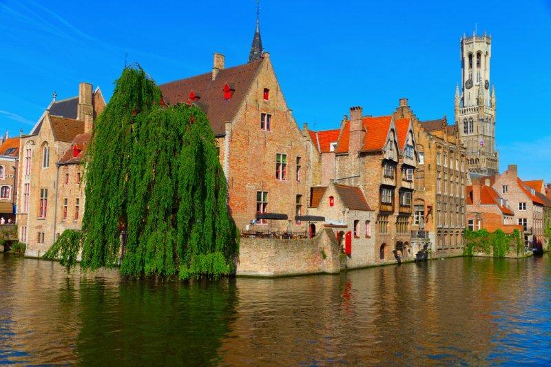 Brujas, el tesoro medieval de Flandes