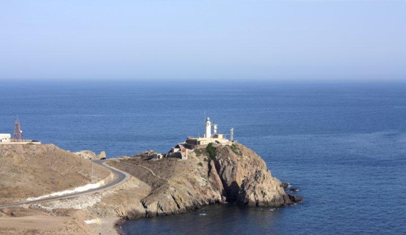 Cabo de Gata, paraíso mediterráneo