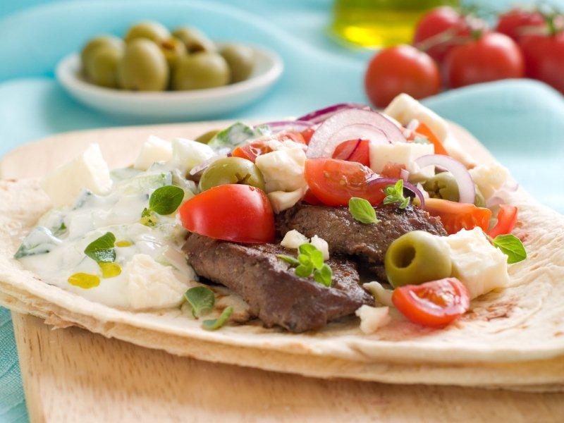 Gastronomía griega, auténtico sabor mediterráneo