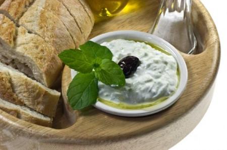El Tzatziki, un clásico de la cocina griega