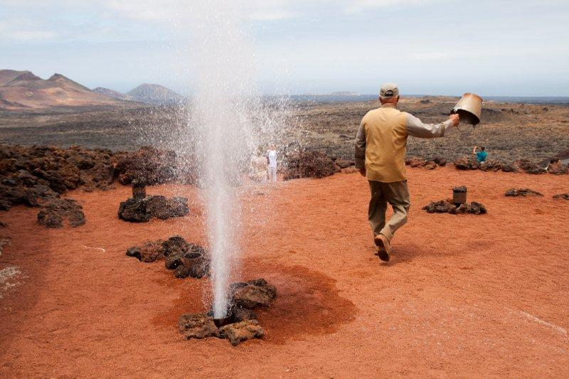 timanfaya lava