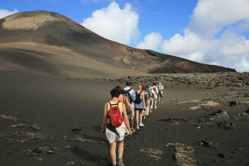 fotos timanfaya Lanzarote