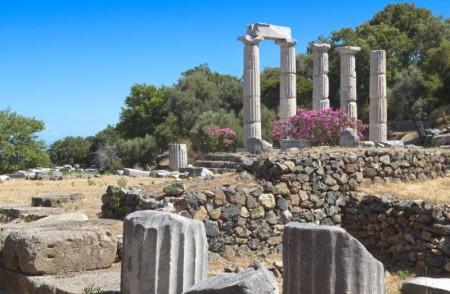Templo Dioses Samotracia