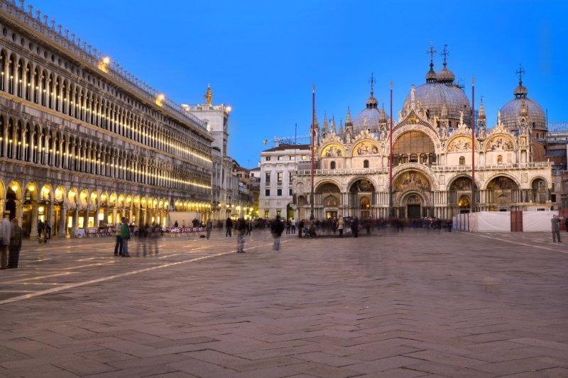 Plaza de San Marcos Turismo Venecia que ver