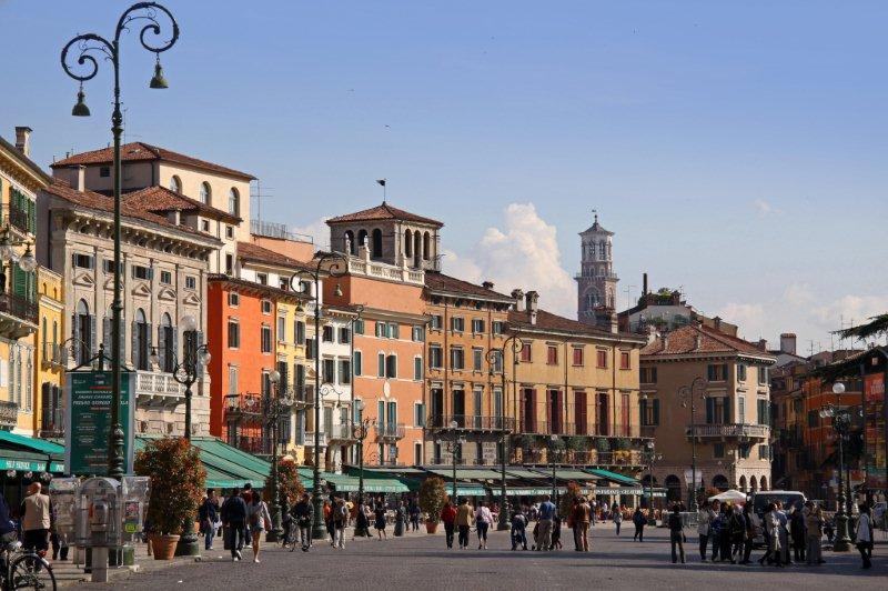 Piazza Bra, que ver en Verona