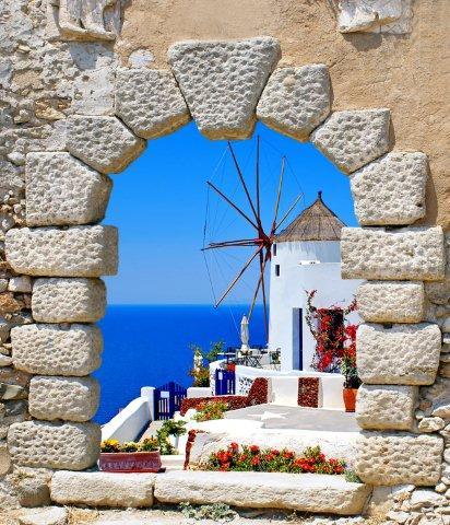 isla de Santorini