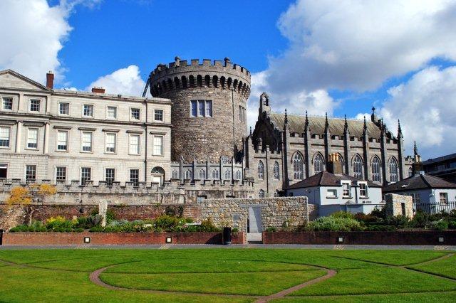 fotos castillo Dublín