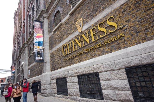 imagenes cervecera Guinness
