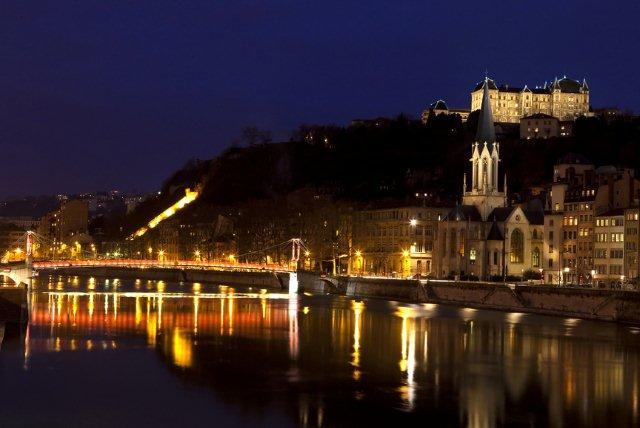Lyon catedral