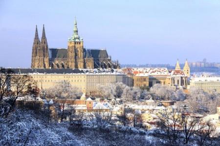 Praga Nieve