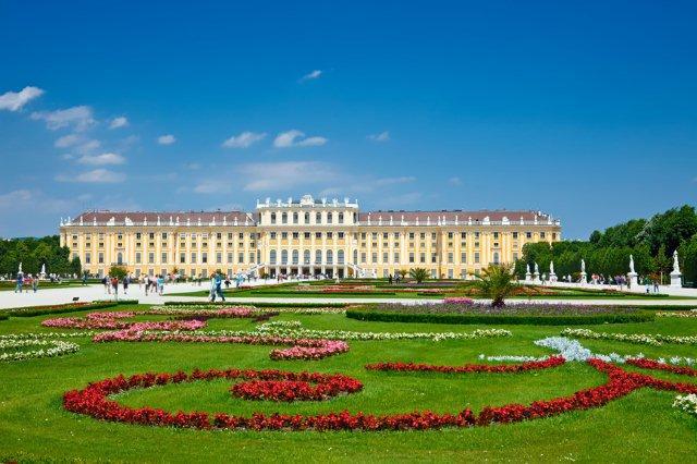 Palcio Schönbrunn Viena