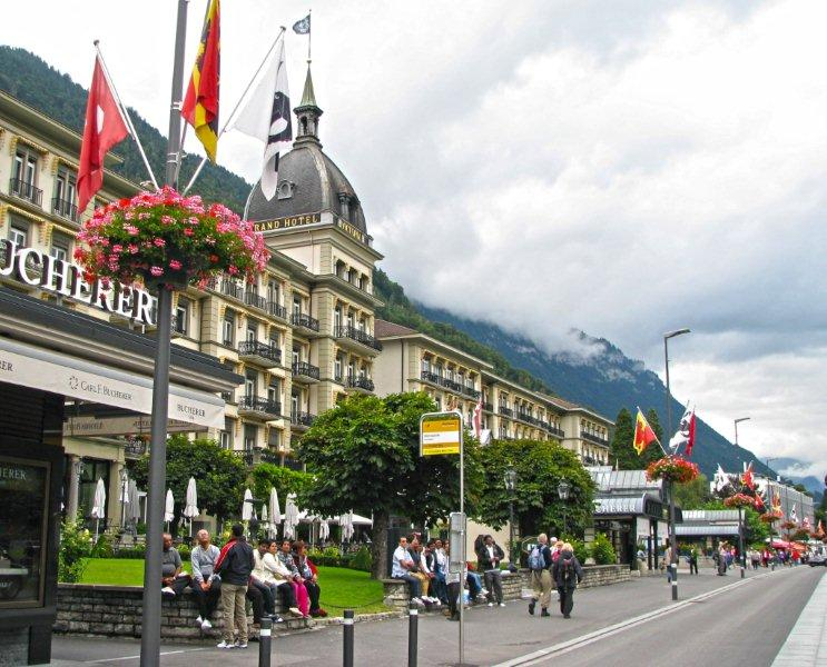 Calle de interlaken