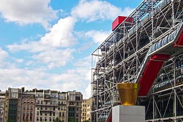 Paris Pompidou