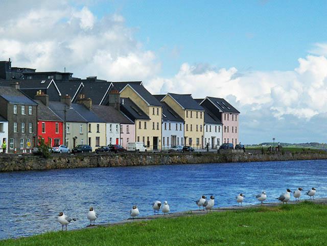 Galway - El río Corrib