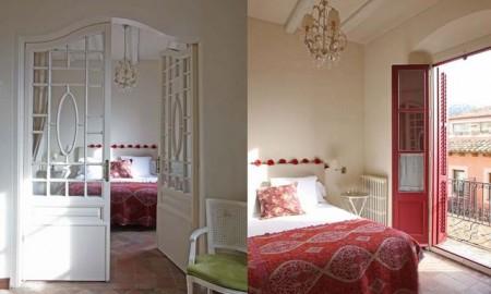 Hotel romántico Aiguaclara
