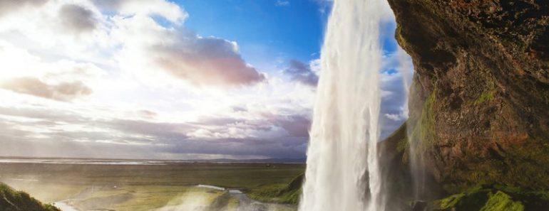 cascada Seljandafos islandia