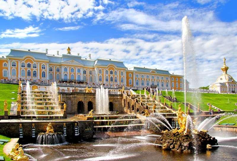 palacio peterhof rusia