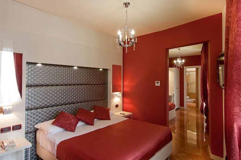hotel fellini roma