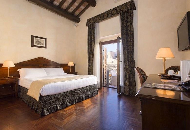 hotel económico de roma