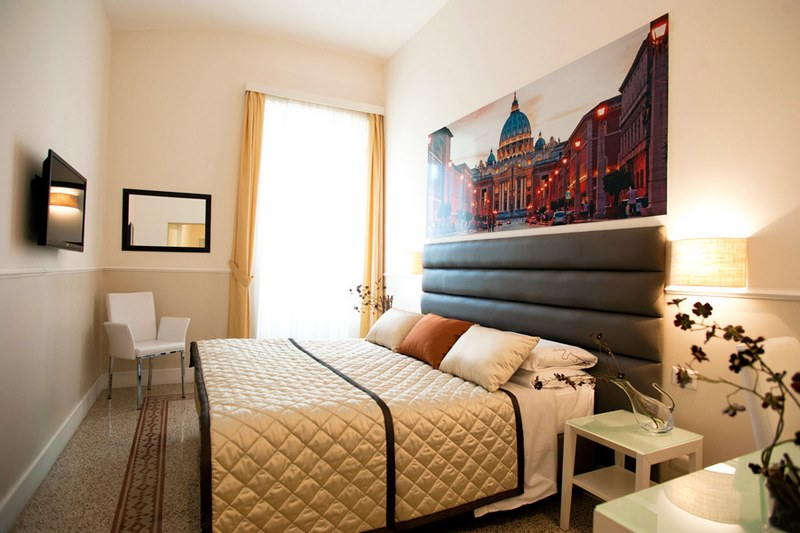 hoteles baratos roma