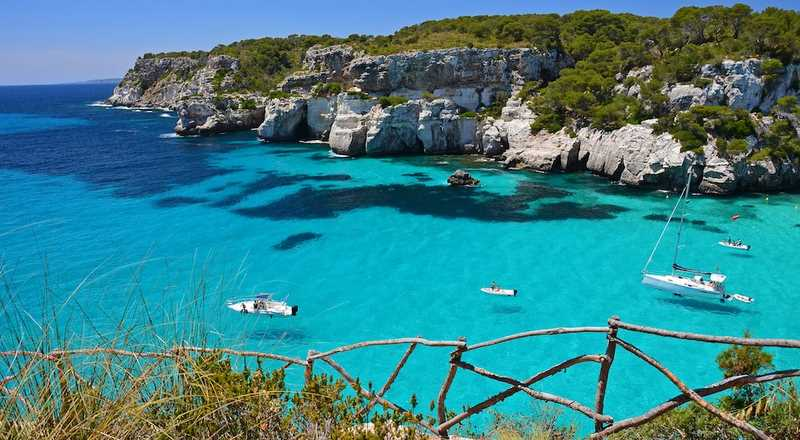 mejores islas de europa, menorca
