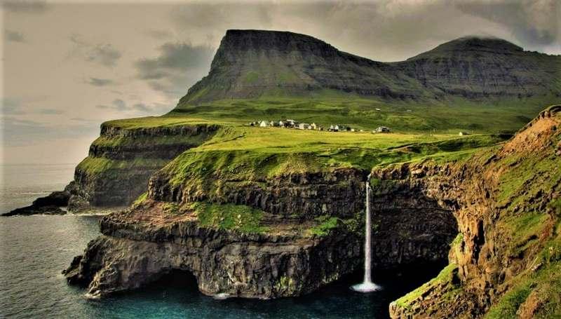 feroe, entre las islas bonitas de europa