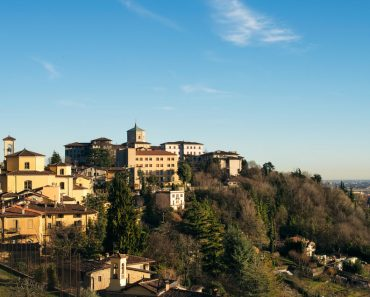 que ver en Bergamo, città alta