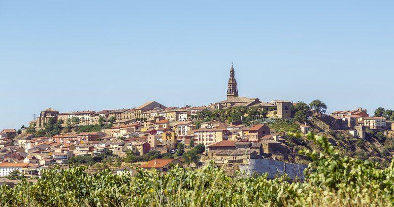 vista de Briones, La Rioja