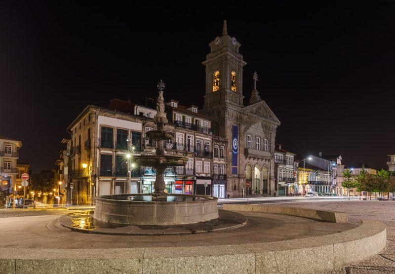 guimaraes pueblo bonito de portugal