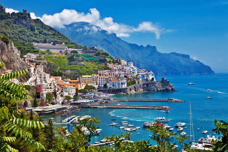 lugares bonitos italia - Positano