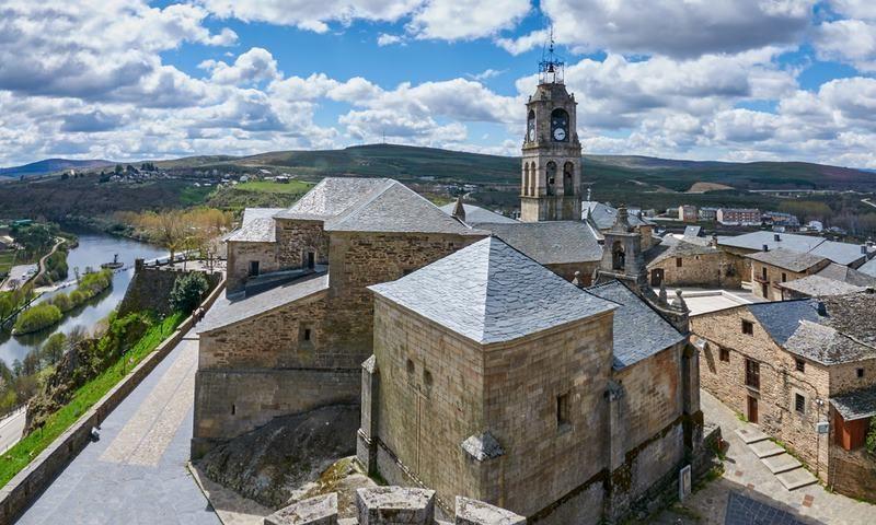 Puebla de Sanabria, pueblos de Zamora