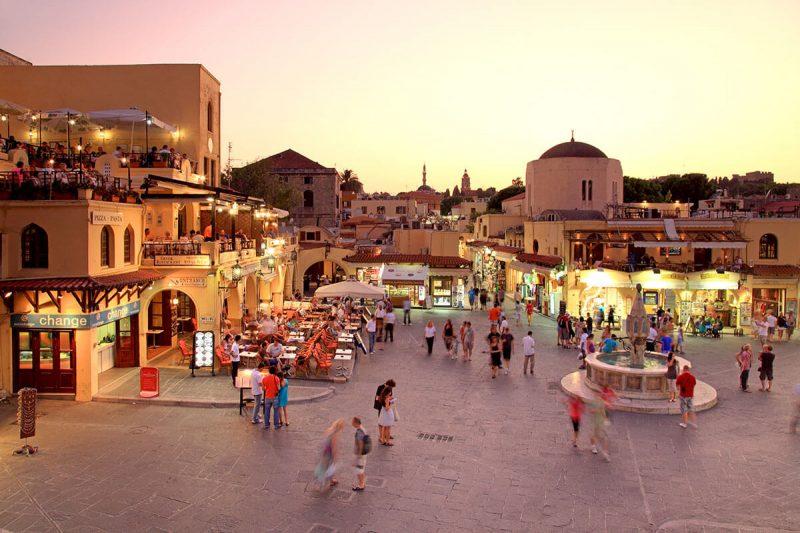 Rhodas - Grecia