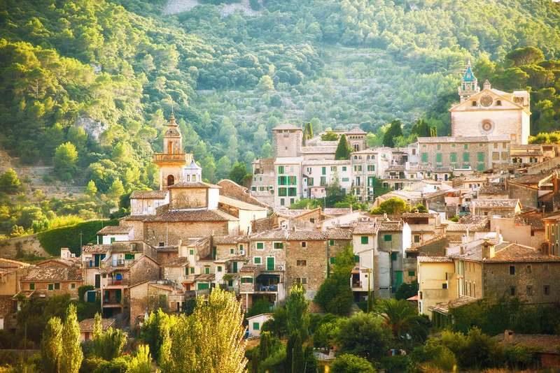 Valldemosa, Mallorca, españa