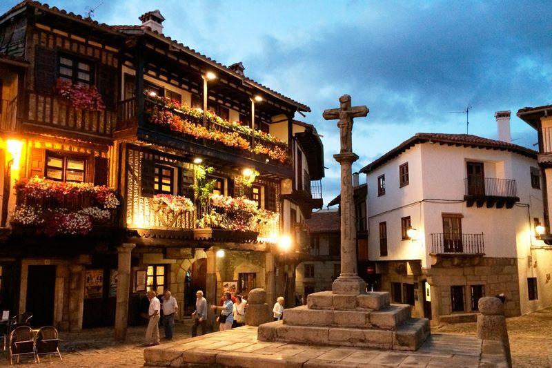La Alberca, Salamanca pueblos de españa