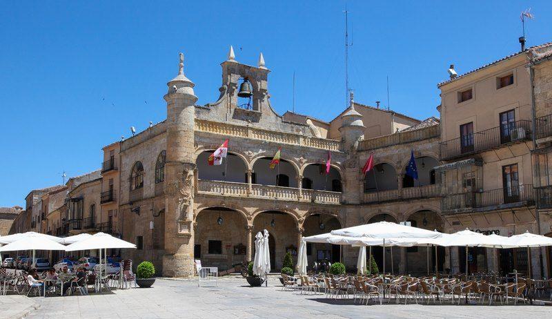 Ciudad Rodrigo, pueblo más bonito Salamanca