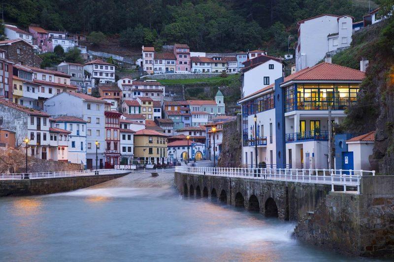 Cudillero, pueblo bonito de Asturias