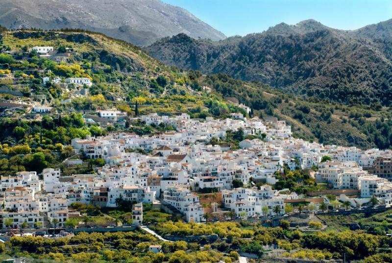 Frigiliana, pueblos bonitos de andalucía