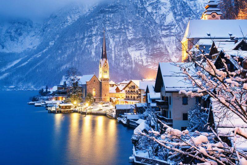 Hallstatt -el pueblo mas bonito del mundo