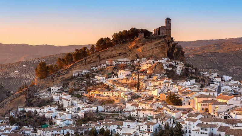 Montefrío, pueblos de Granada