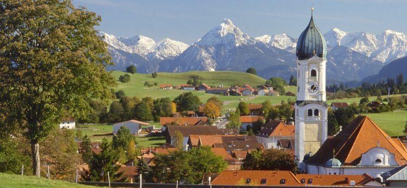 nesselwang Baviera