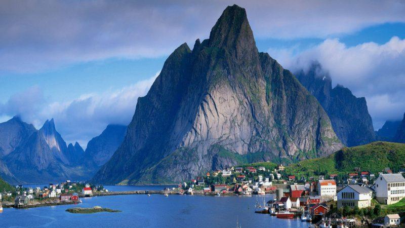 Reine pueblos noruega