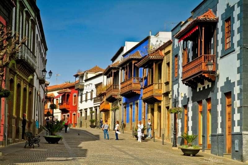 Teror, bonito pueblo rural Gran Canaria